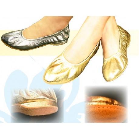 Z209: Tanzschuhe aus echtem Leder