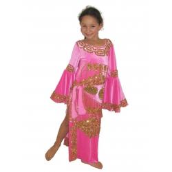F226: Profi-Stocktanzkleid für Kinder