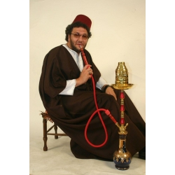 F205: Saudi-Umhang / Abaya