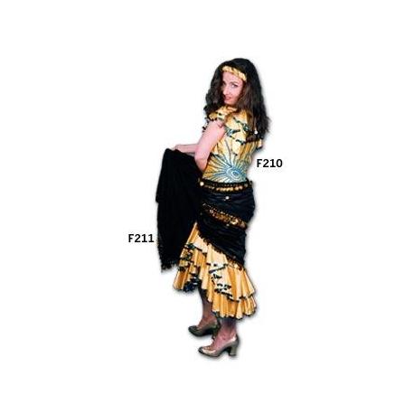 F210: Eskanderani-Kleid