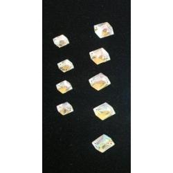 Z251: Geschliffene Kristallsteine - Prismenform