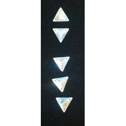 Z252: Geschliffene Kristallsteine - Dreiecksform
