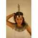 Z247: Pharaonischer Kopfschmuck mit Kobrasymbol