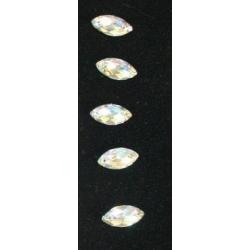 Z255: Geschliffene Kristallsteine - ovale Form